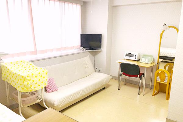 病室(洋室)